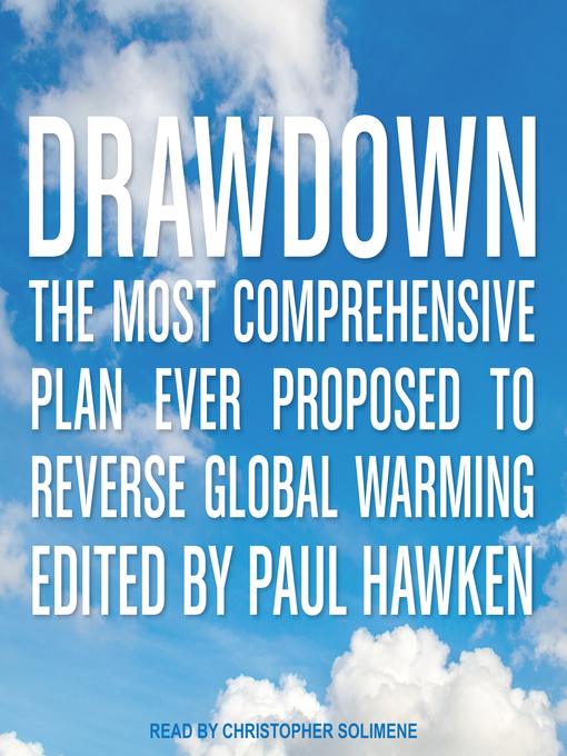Cover of Drawdown