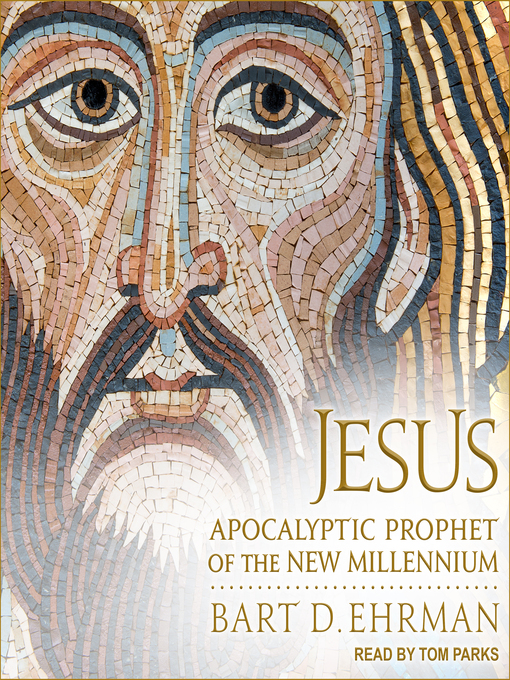 Title details for Jesus by Bart D. Ehrman - Wait list