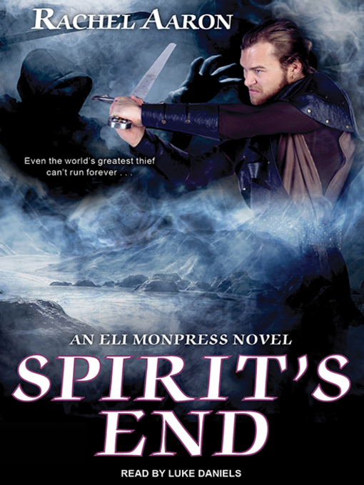 Cover of Spirit's End