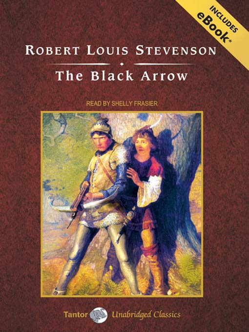 Title details for The Black Arrow by Robert Louis Stevenson - Available