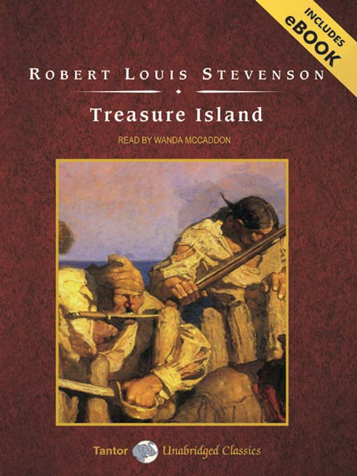 Title details for Treasure Island by Robert Louis Stevenson - Wait list