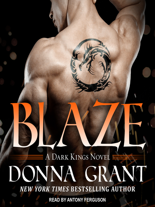 Title details for Blaze by Donna Grant - Available