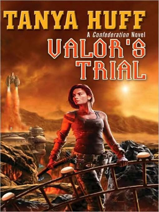 Title details for Valor's Trial by Tanya Huff - Wait list