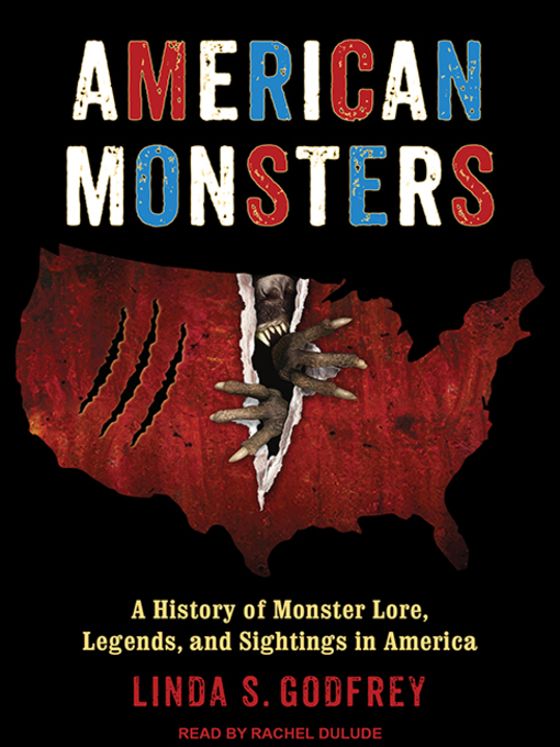 Title details for American Monsters by Linda S. Godfrey - Wait list