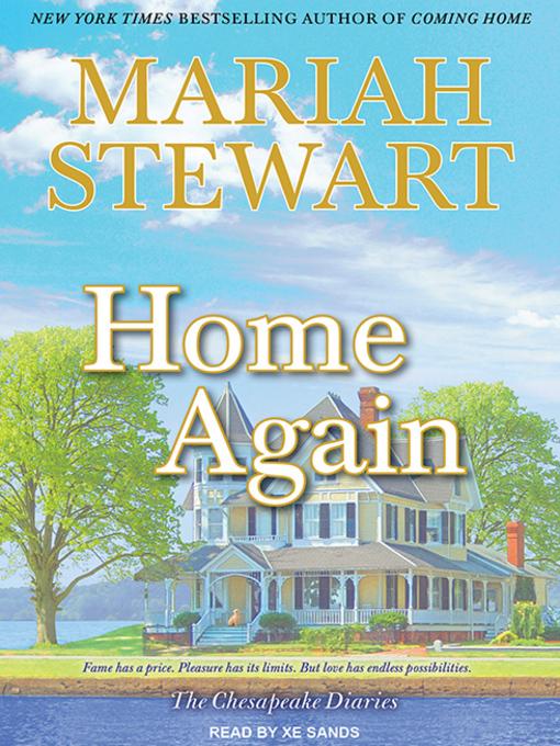 Title details for Home Again by Mariah Stewart - Wait list