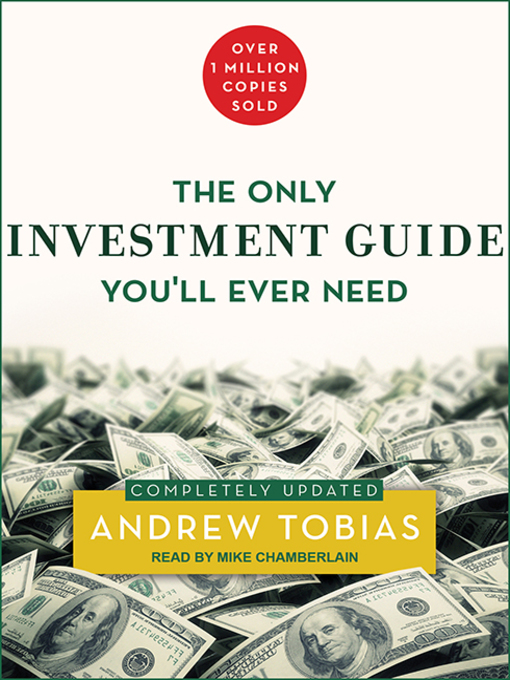 Cover of The Only Investment Guide You'll Ever Need