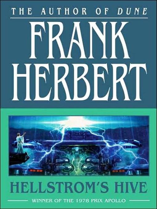 Title details for Hellstrom's Hive by Frank Herbert - Available