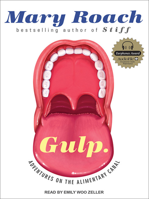 Title details for Gulp by Mary Roach - Available