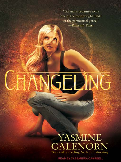 Title details for Changeling by Yasmine Galenorn - Available