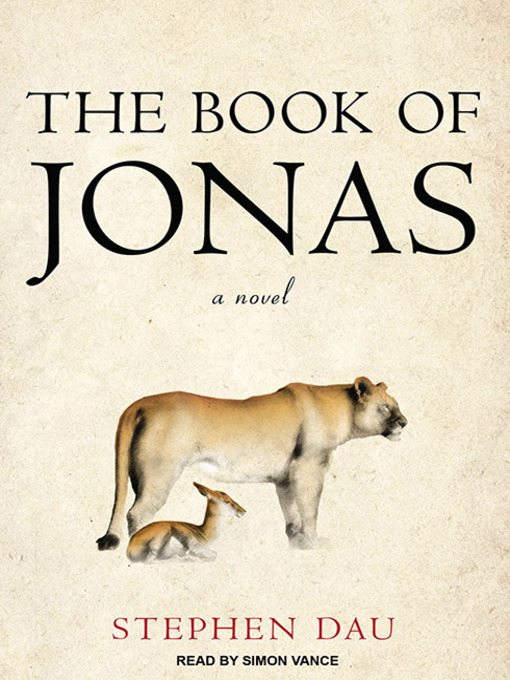 Title details for The Book of Jonas by Stephen Dau - Available