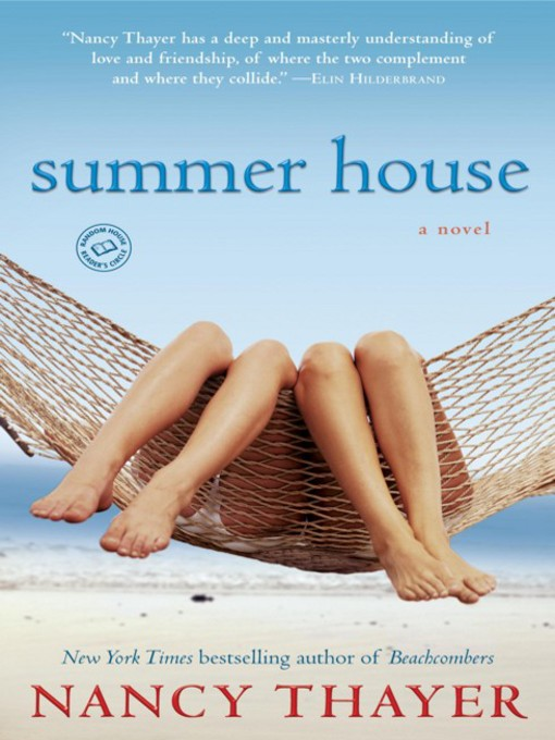 Title details for Summer House by Nancy Thayer - Available