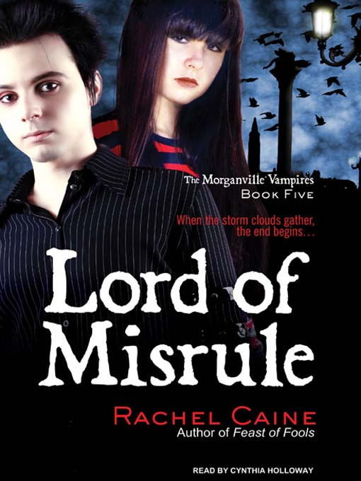 Title details for Lord of Misrule by Rachel Caine - Available