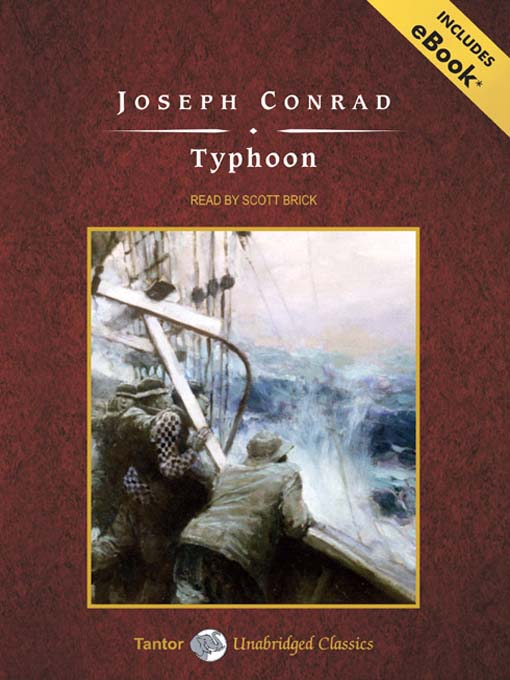 Title details for Typhoon by Joseph Conrad - Available