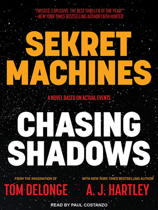 Title details for Sekret Machines Book 1--Chasing Shadows by Tom DeLonge - Available