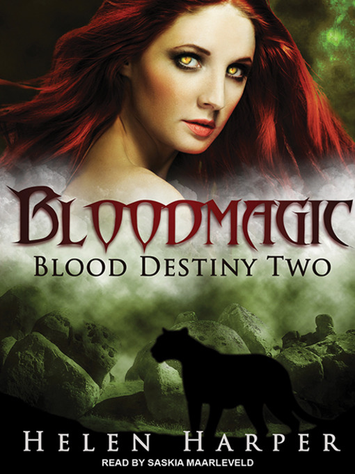 Title details for Bloodmagic by Helen Harper - Available