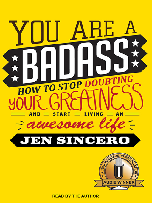 Title details for You Are a Badass by Jen Sincero - Available