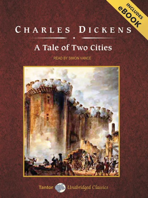 Title details for A Tale of Two Cities by Charles Dickens - Available