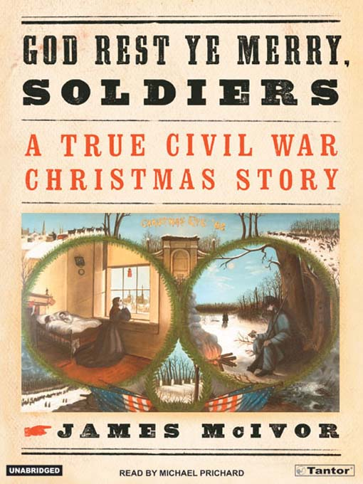 Cover of God Rest Ye Merry, Soldiers