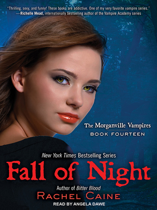 Cover of Fall of Night
