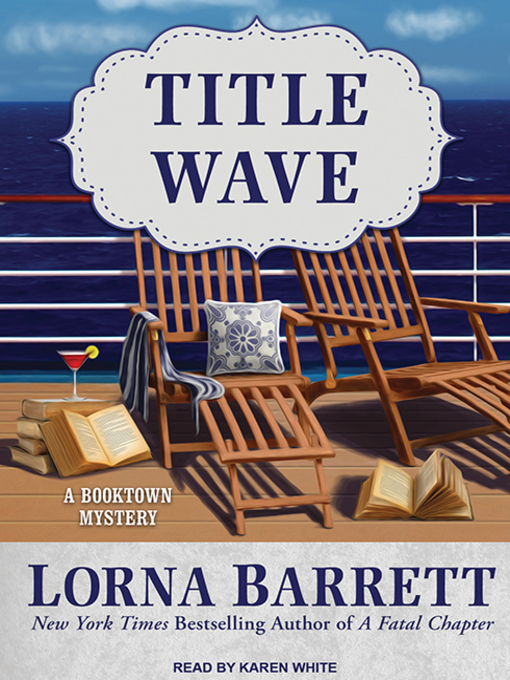 Title details for Title Wave by Lorna Barrett - Available