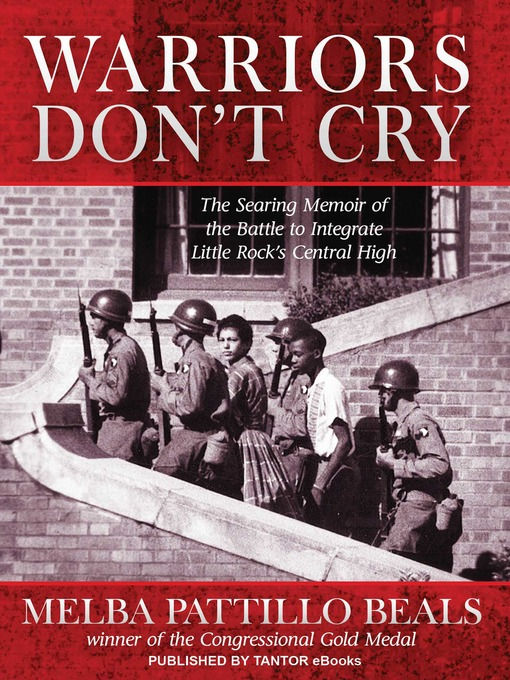 the mistreatment of african americans by their community in the novel warriors dont cry by melba pat