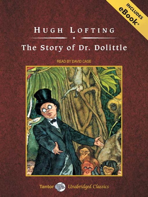 Title details for The Story of Dr. Dolittle by Hugh Lofting - Wait list