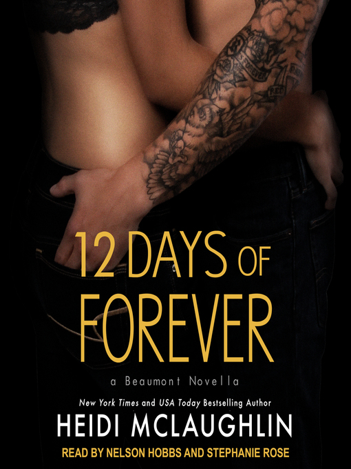 Title details for 12 Days of Forever by Heidi McLaughlin - Available