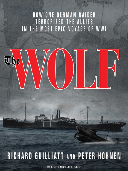 Cover of The Wolf
