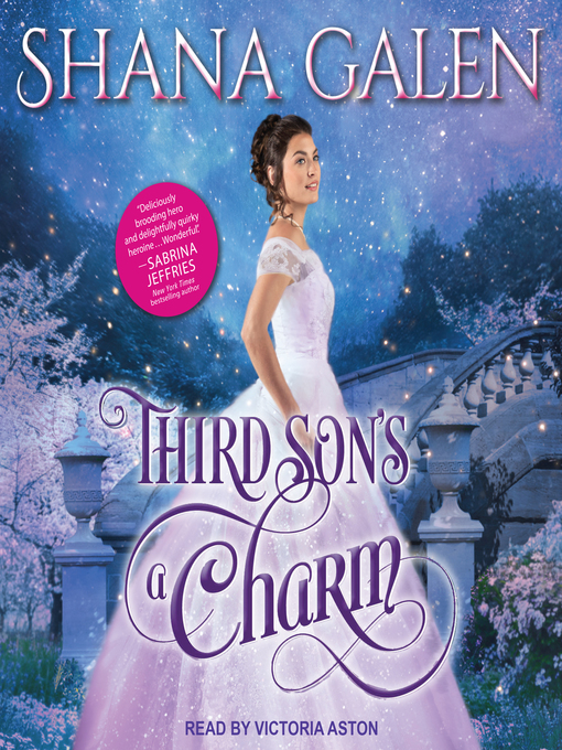 Title details for Third Son's a Charm by Shana Galen - Wait list