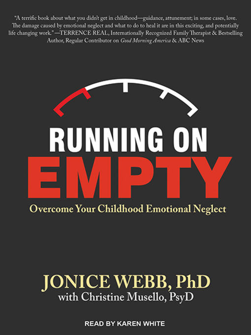 Title details for Running On Empty by Jonice Webb, Ph.D - Available