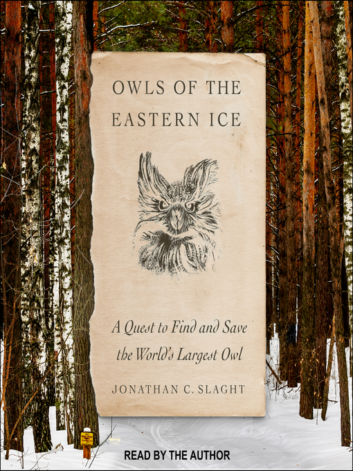 Cover image for Owls of the Eastern Ice