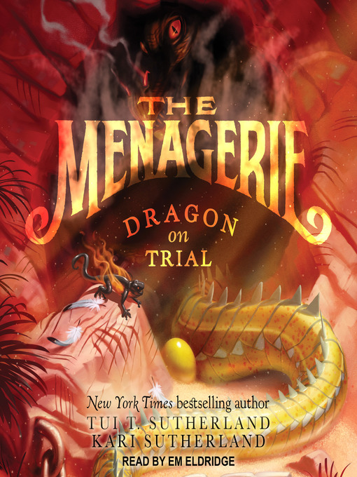 Title details for Dragon on Trial by Tui T. Sutherland - Wait list