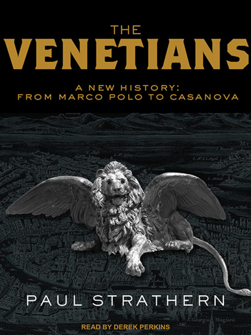 Cover of The Venetians