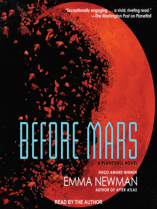 Title details for Before Mars by Emma Newman - Wait list
