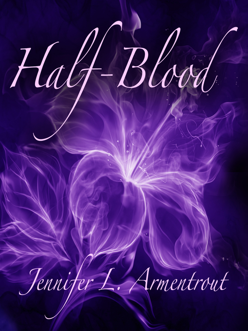 Cover of Half-Blood--A Covenant Novel