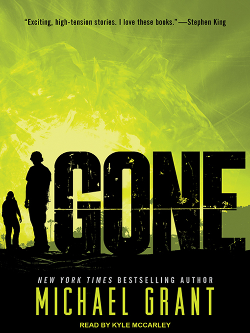 Title details for Gone by Michael Grant - Wait list