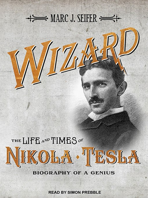 Title details for Wizard by Marc J. Seifer - Wait list