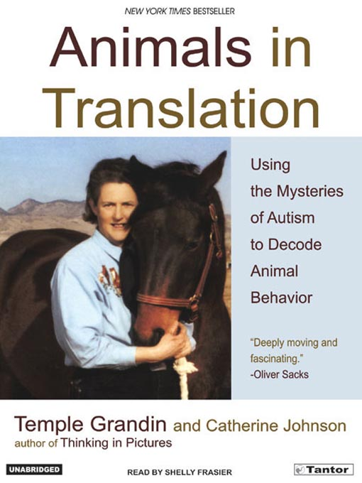 Title details for Animals in Translation by Temple Grandin - Available