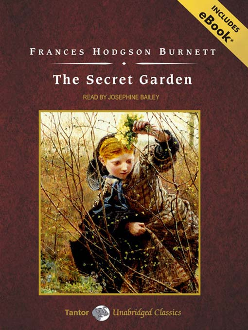 Title details for The Secret Garden by Frances Hodgson Burnett - Available