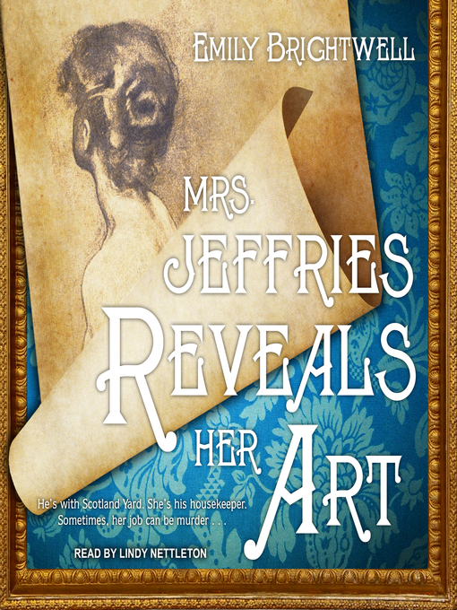 Title details for Mrs. Jeffries Reveals Her Art by Emily Brightwell - Wait list