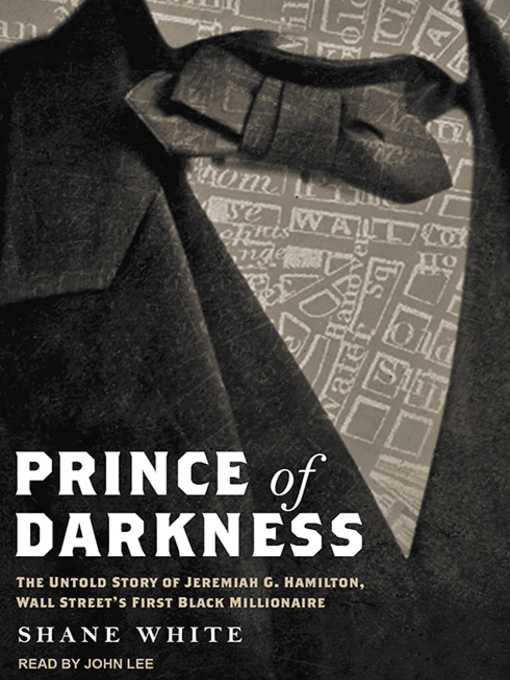 Cover of Prince of Darkness