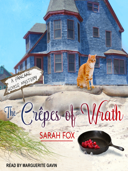 Title details for The Crêpes of Wrath by Sarah Fox - Wait list