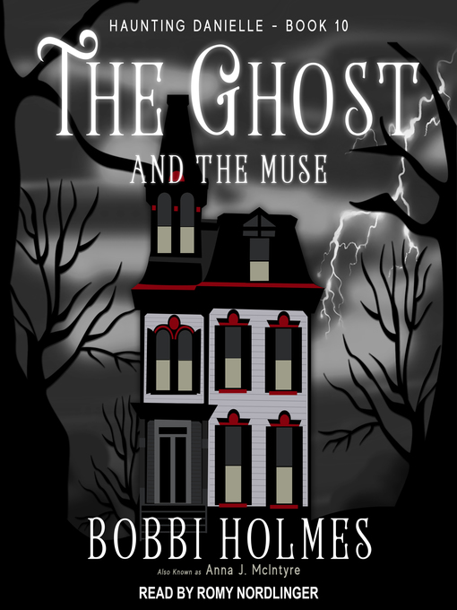 Cover of The Ghost and the Muse