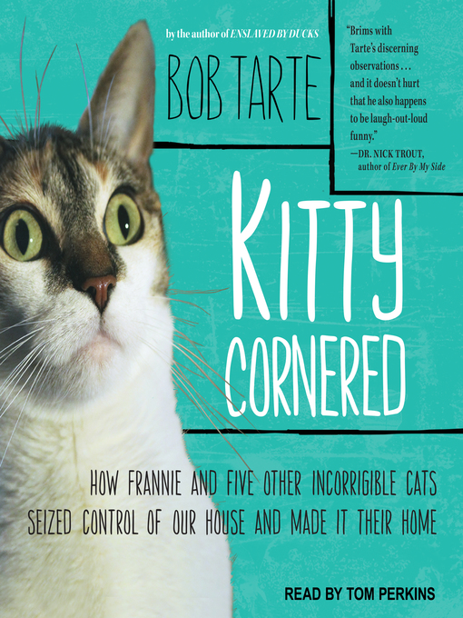 Title details for Kitty Cornered by Bob Tarte - Available