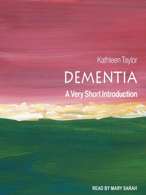 Title details for Dementia by Kathleen Taylor - Wait list