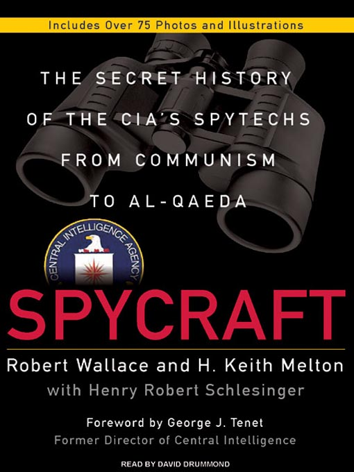 Title details for Spycraft by H. Keith Melton - Available