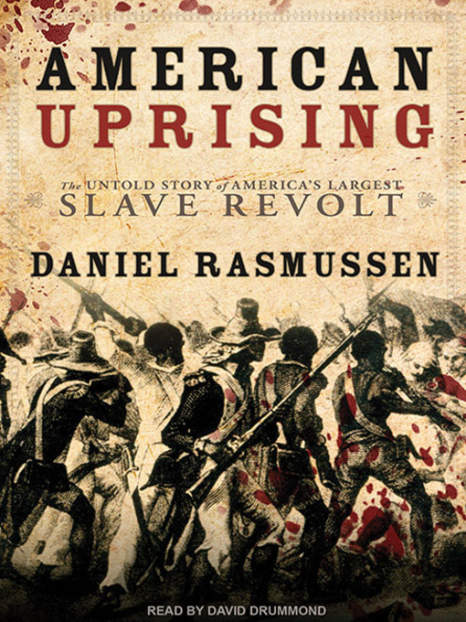 Cover of American Uprising