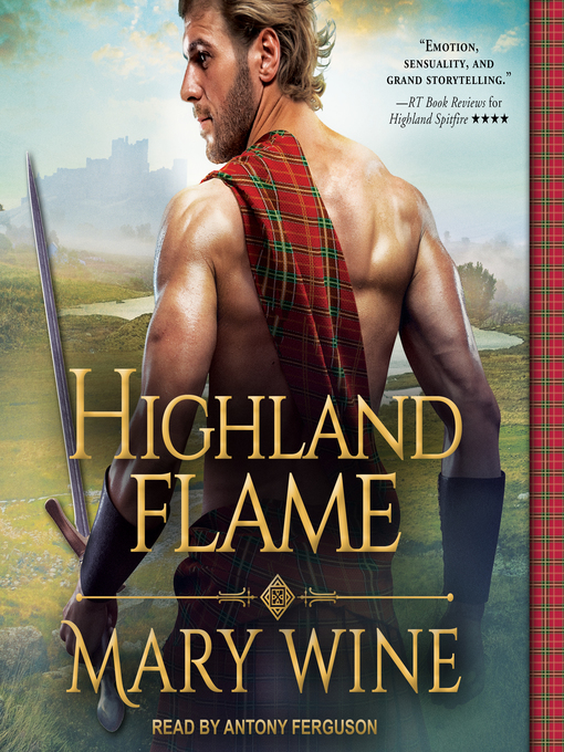 Title details for Highland Flame by Mary Wine - Wait list