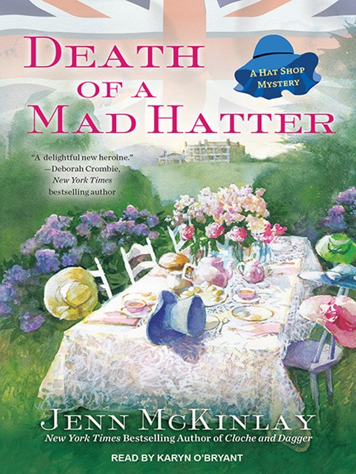 Title details for Death of a Mad Hatter by Jenn McKinlay - Wait list