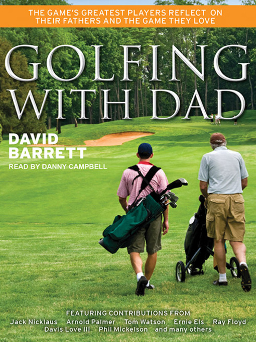 Cover of Golfing with Dad